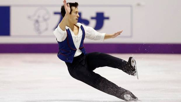 Patrick Chan's quote #6