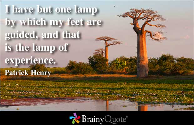 Patrick Henry's quote #5