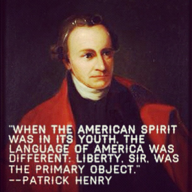 Patrick Henry's quote #8