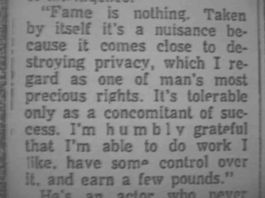 Patrick McGoohan's quote #3