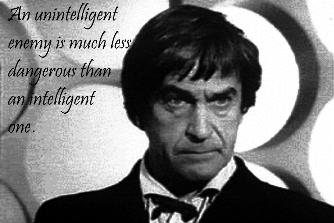 Patrick Troughton's quote #1