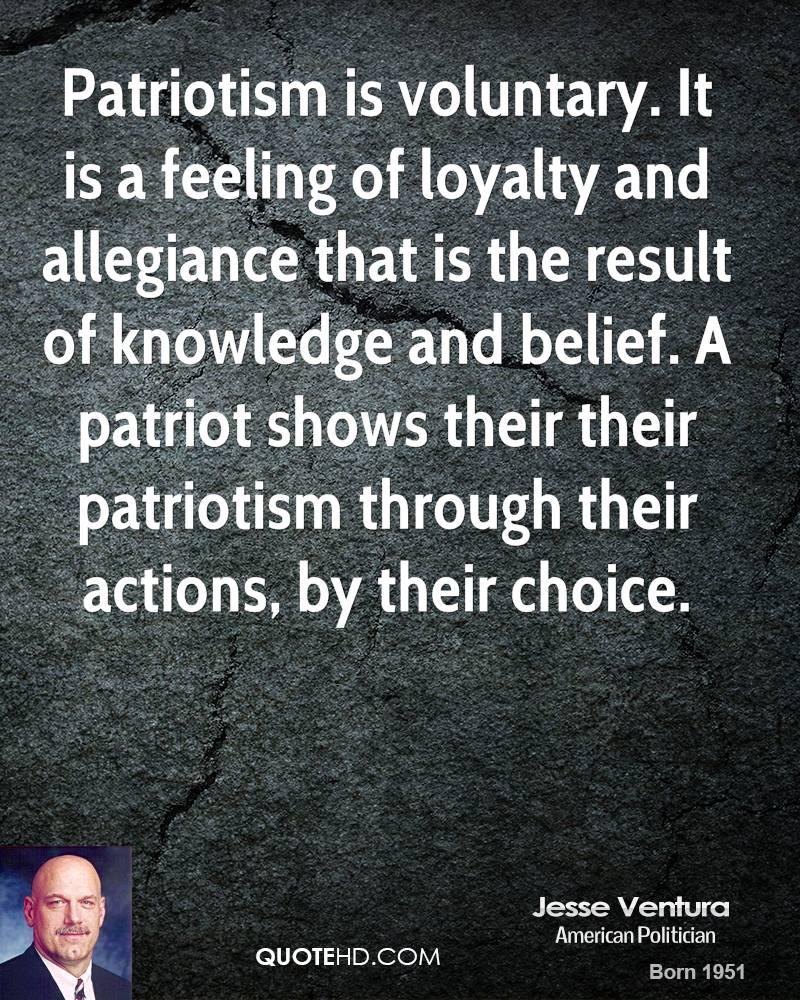 Patriot quote #3