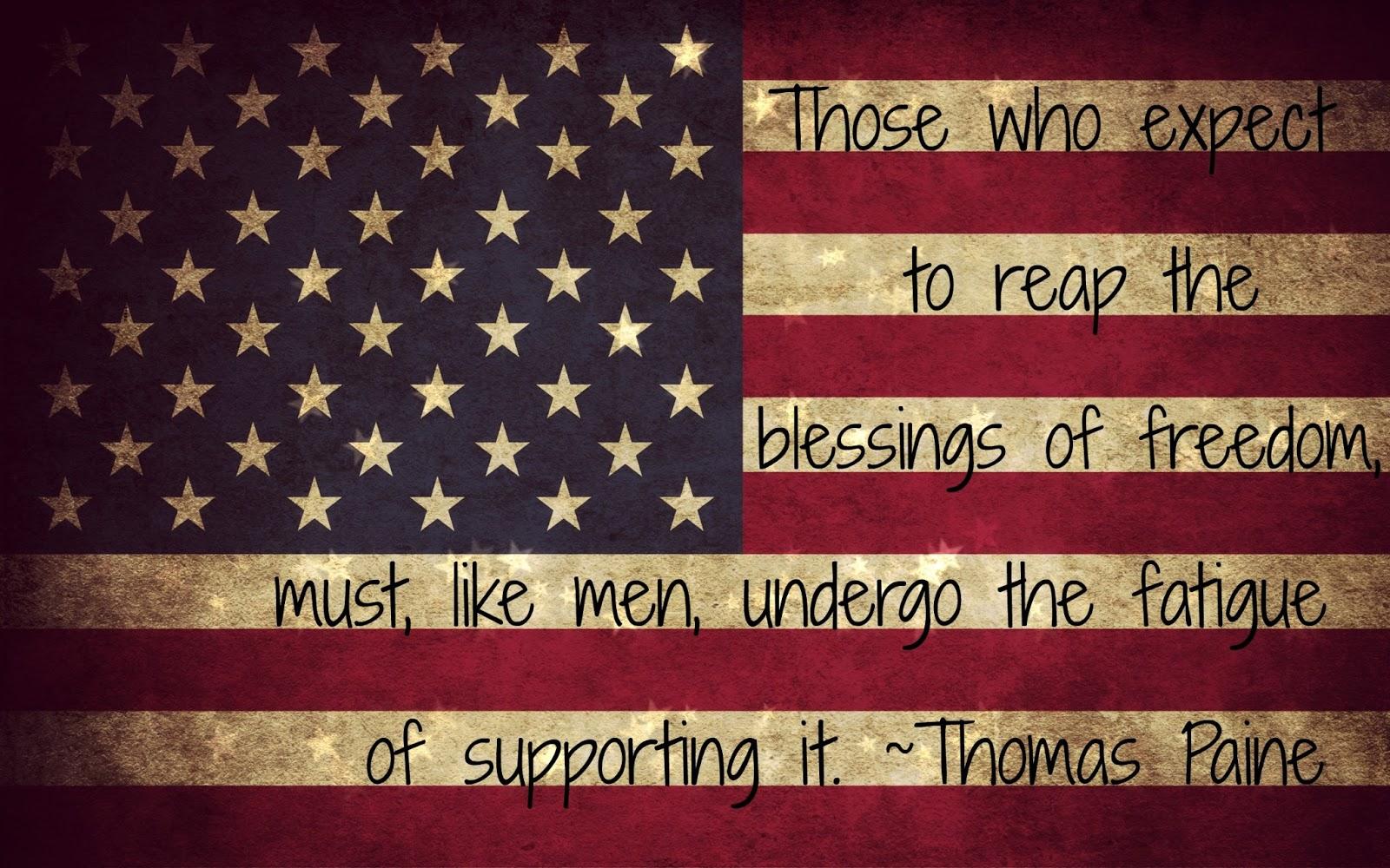 Patriotic quote #2