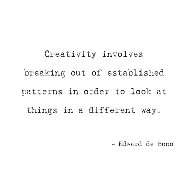 Pattern quote #3