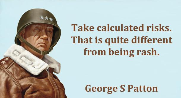 Patton quote #1