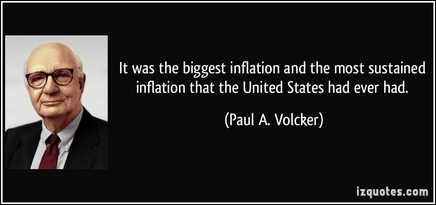 Paul A. Volcker's quote #2