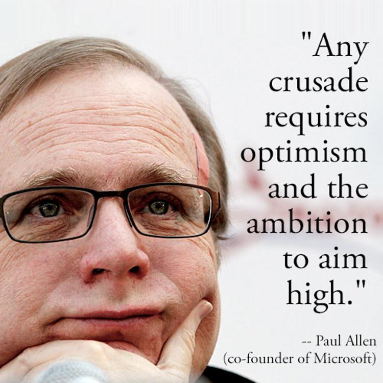 Paul Allen's quote #1