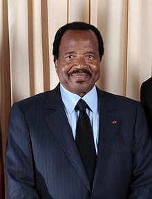 Paul Biya's quote #1