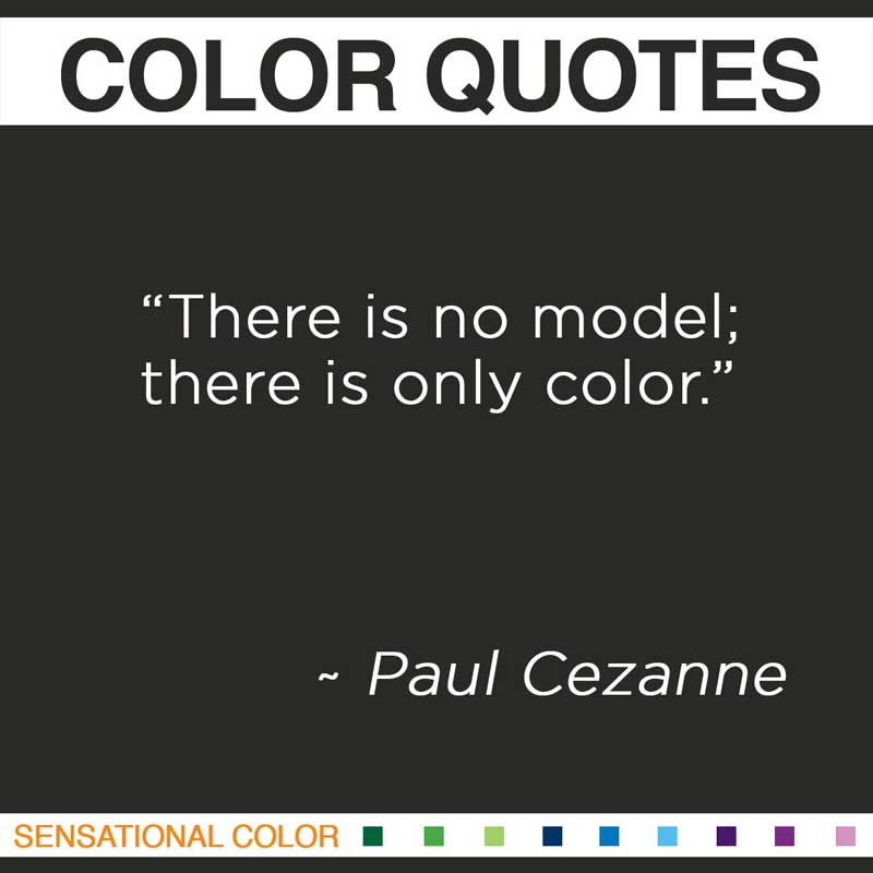 Paul Cezanne's quote #4