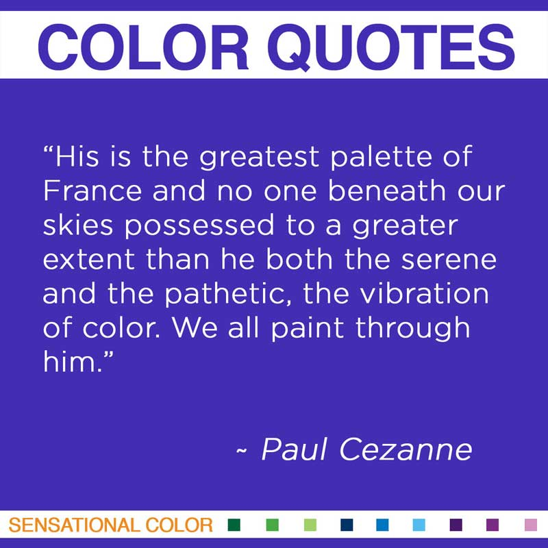 Paul Cezanne's quote #5
