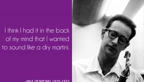 Paul Desmond's quote #1