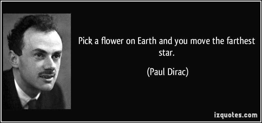 Paul Dirac's quote #2