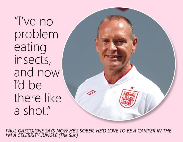 Paul Gascoigne's quote #4