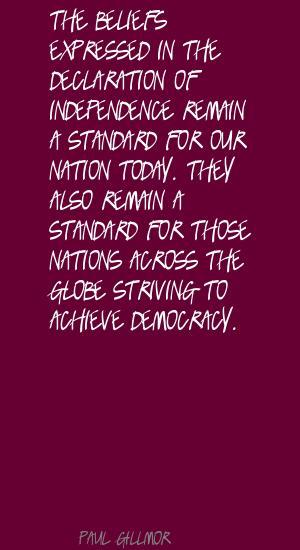 Paul Gillmor's quote #7