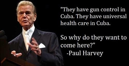 Paul Harvey's quote #4
