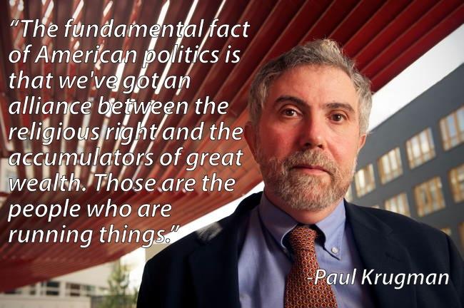Paul Krugman's quote #4