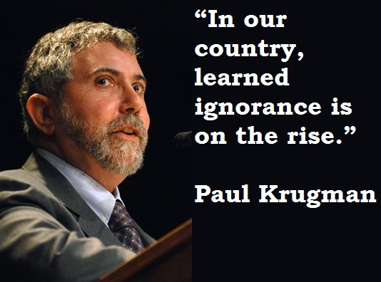 Paul Krugman's quote #6