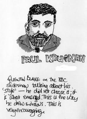 Paul Krugman's quote #1