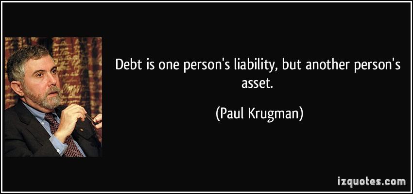 Paul Krugman's quote #3
