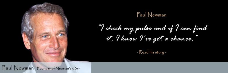 Paul Newman quote #1