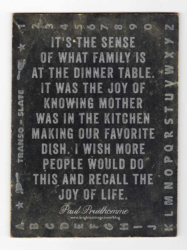 Paul Prudhomme's quote #5