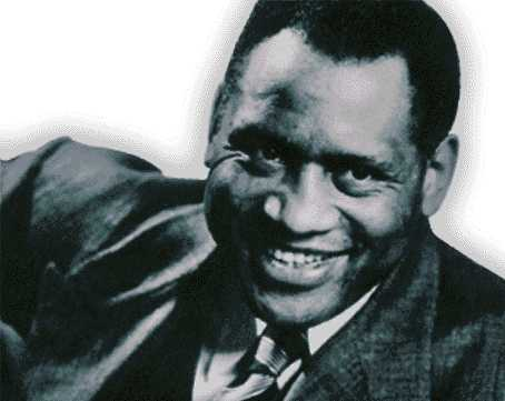 Paul Robeson's quote #1