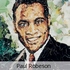 Paul Robeson's quote #2