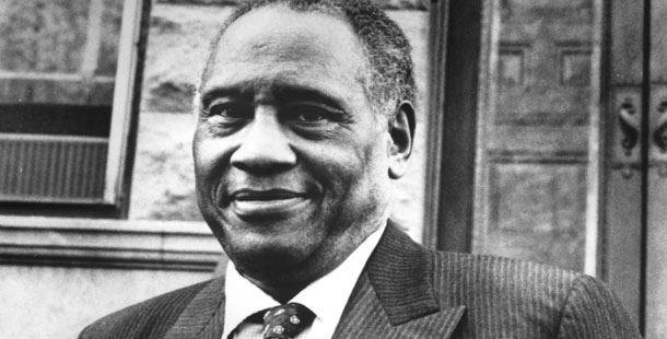 Paul Robeson's quote #4