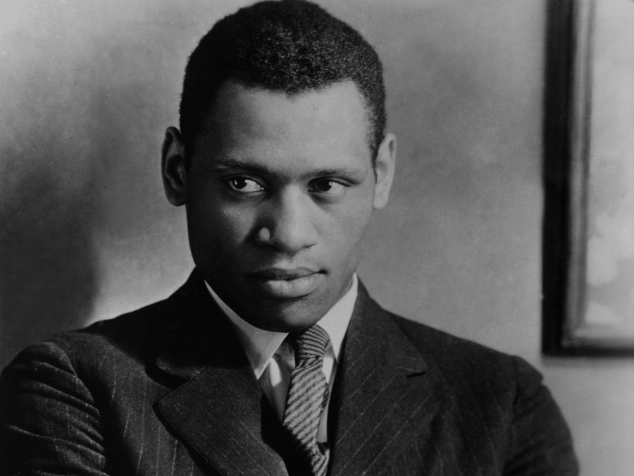 Paul Robeson's quote #6