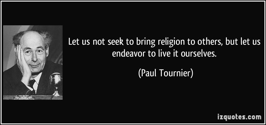 Paul Tournier's quote #2