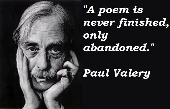 Paul Valery's quote #2