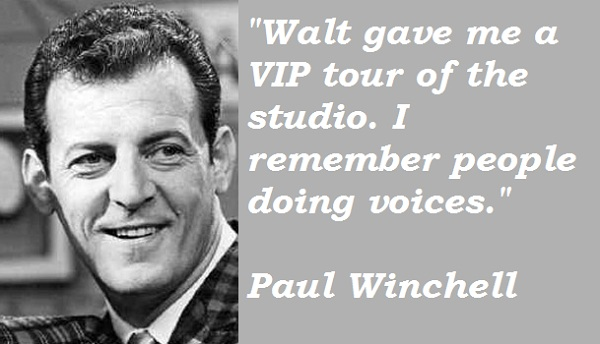 Paul Winchell's quote #1