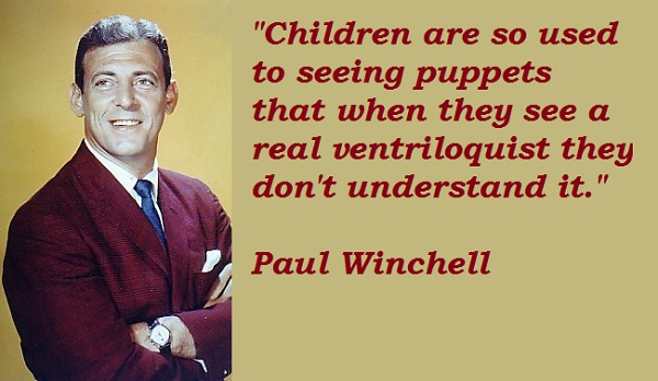 Paul Winchell's quote #2