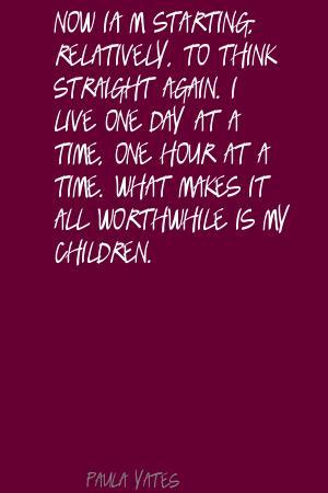 Paula Yates's quote #3