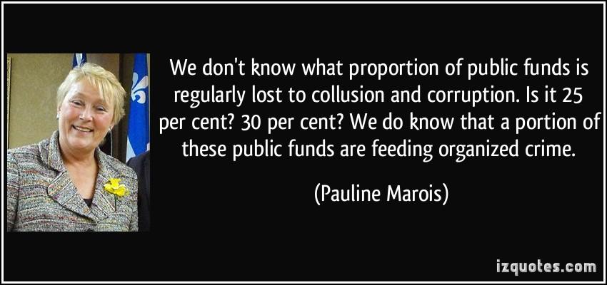 Pauline Marois's quote #5