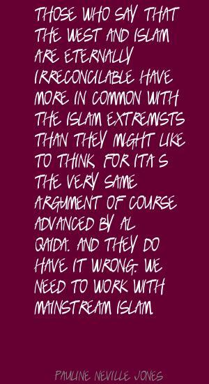 Pauline Neville-Jones's quote #5