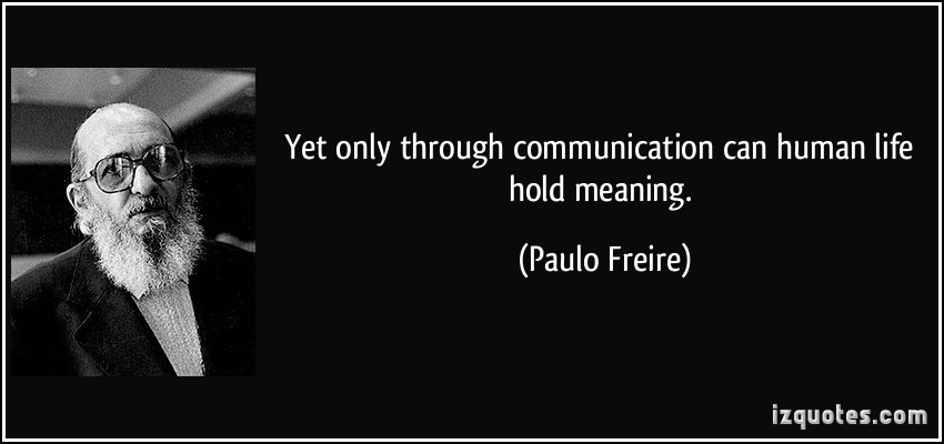 Paulo Freire's quote #4