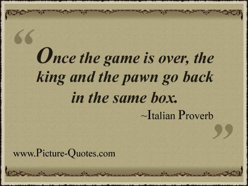 Pawn quote #1