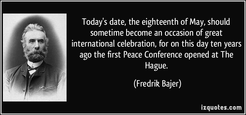 Peace Conference quote #2