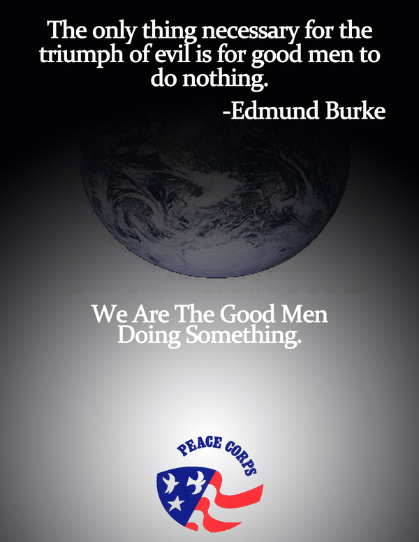Peace Corps quote #1