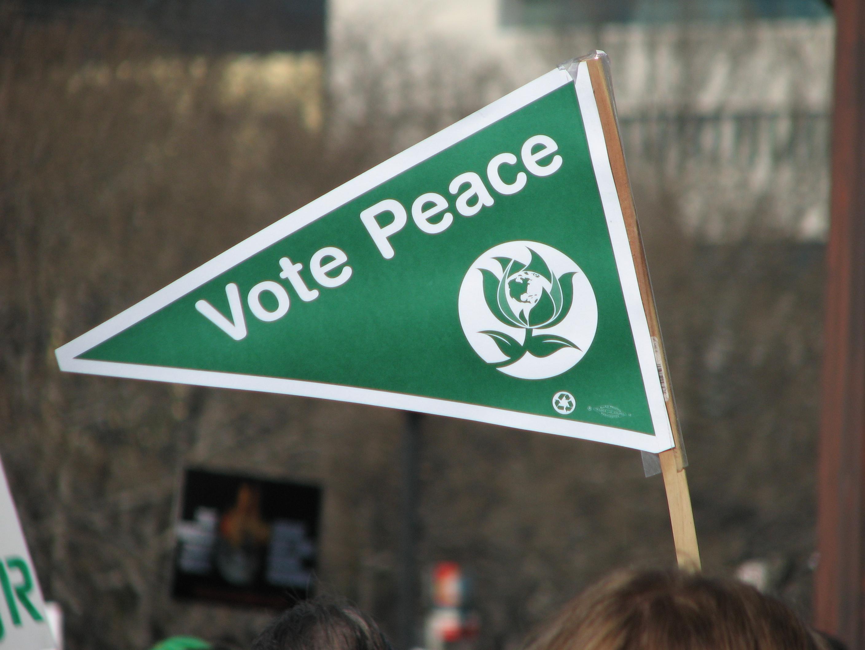 Peace Movement quote #1