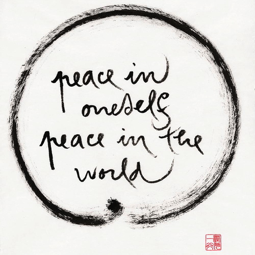 Peaceful World quote #2