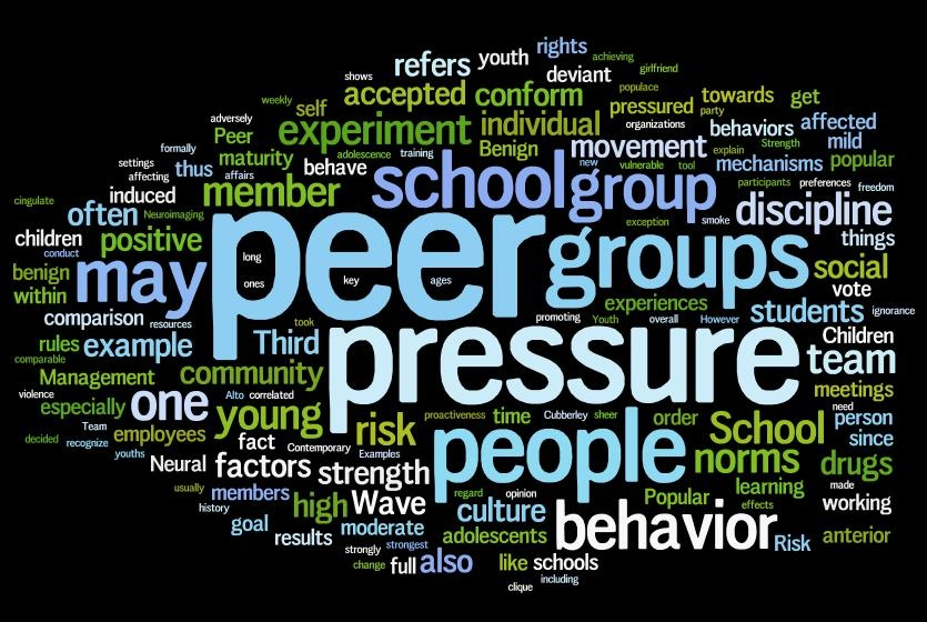 self induced pressure for college student Among the pressures face by college students, the major pressures that college students face are economic pressure, peer pressure, self-induced pressure and environmental pressure economic pressure is the most common pressure faced by college students nowadays.