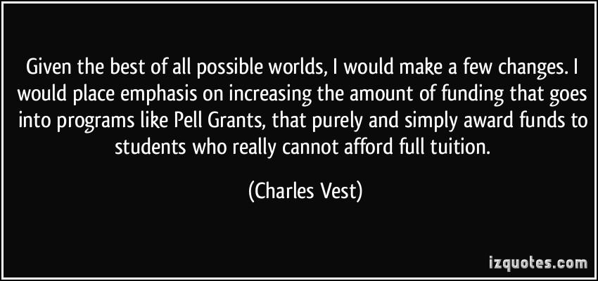 Pell Grants quote #1