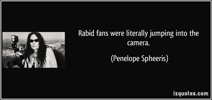 Penelope Spheeris's quote #1