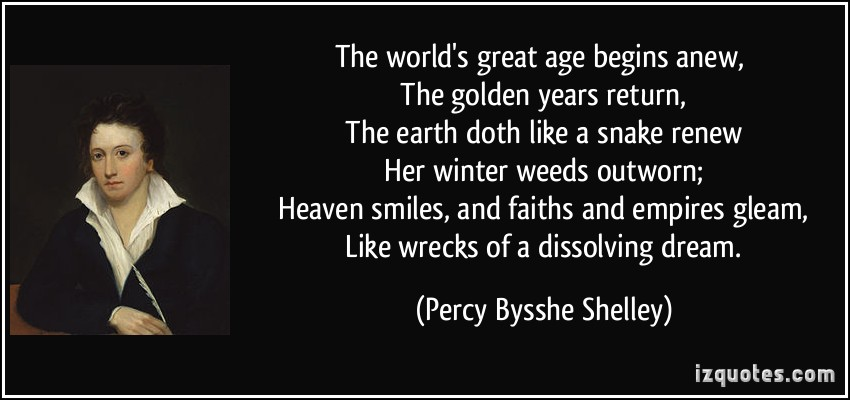 Percy Bysshe Shelley's quote #7