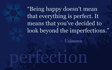 Perfection quote #7