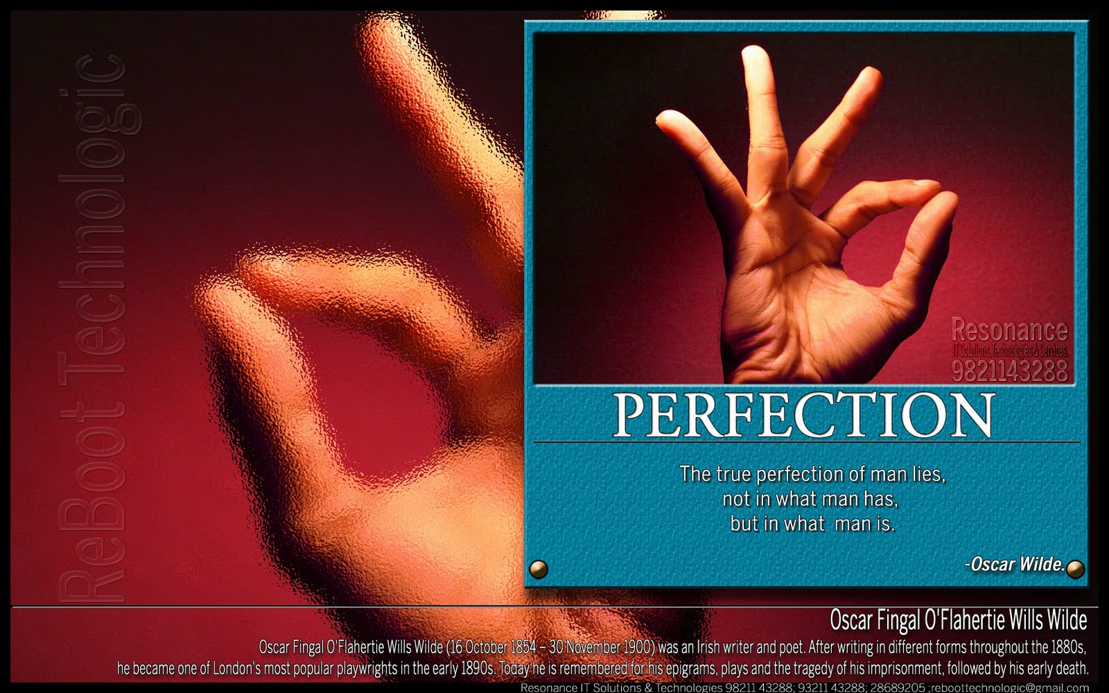 Perfection quote #4