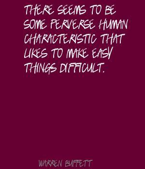 Perverse quote #1