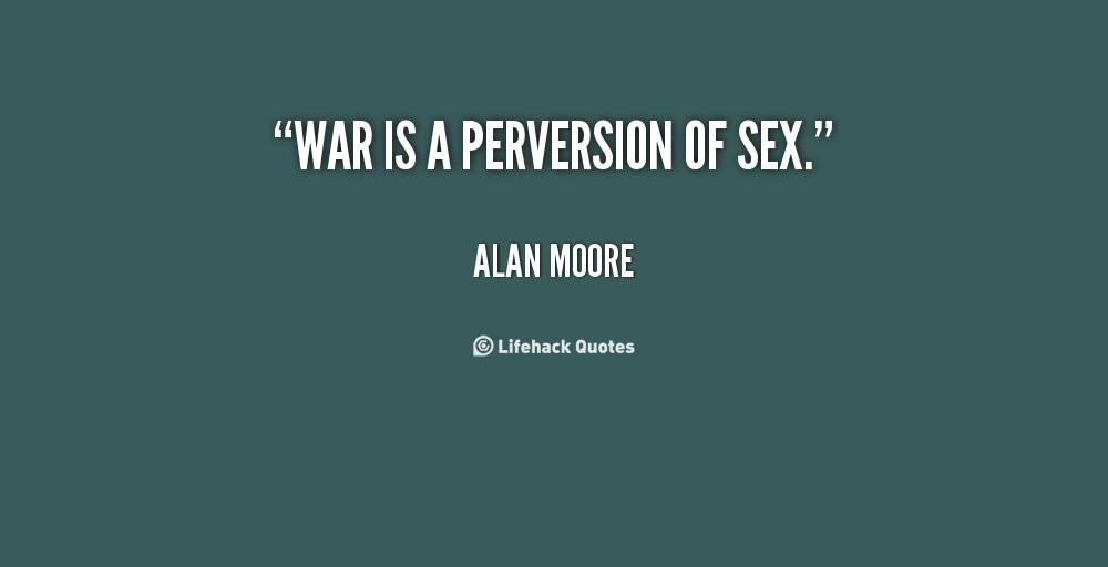 Perversion quote #1